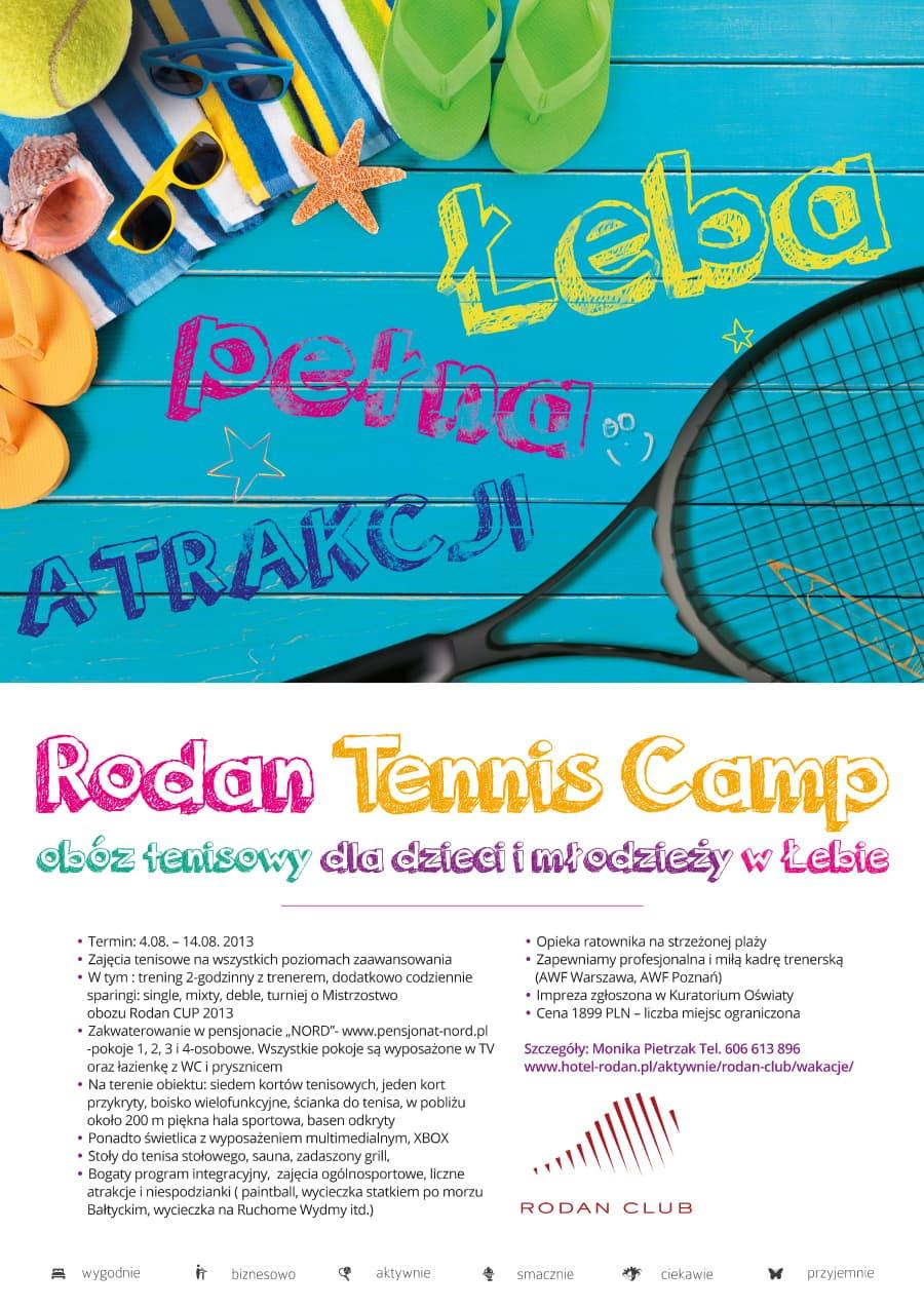 Rodan Tennis Camp