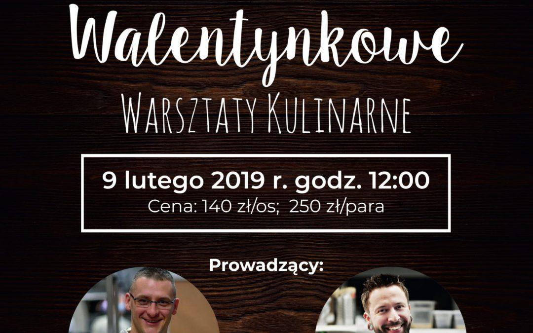 Walentynkowe Warsztaty Kulinarne 09.02.2019 r.