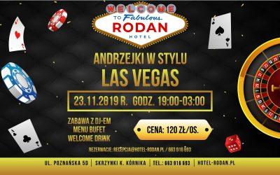 Andrzejki w Rodanie 23.11.2019 r.